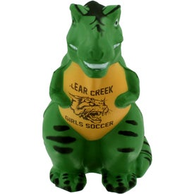 Promotional T-Rex Stress Reliever