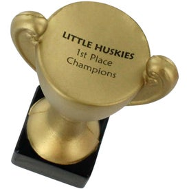Customized Trophy Stress Ball