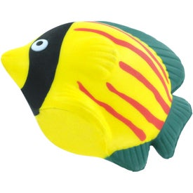 Tropical Fish Stress Reliever for Customization