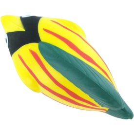 Tropical Fish Stress Reliever with Your Logo
