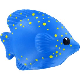 Advertising Tropical Fish Stress Ball