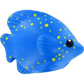 Advertising Tropical Fish Stress Ball
