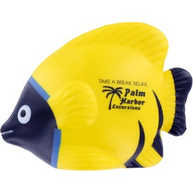 Tropical Fish Stress Ball for Promotion