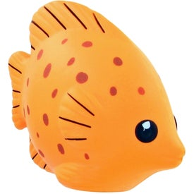 Tropical Fish Stress Toy Giveaways
