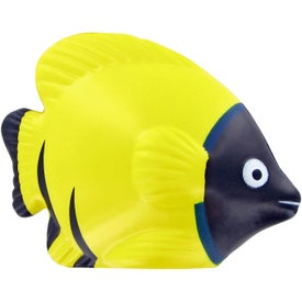 Tropical Fish Stress Toy for Customization