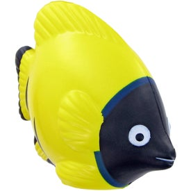 Advertising Tropical Fish Stress Toy
