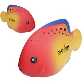 Tropical Fish Wobbler Stress Ball