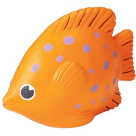 Tropical Fish Stress Ball for Your Church