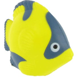 Tropical Fish Stress Ball for Your Company