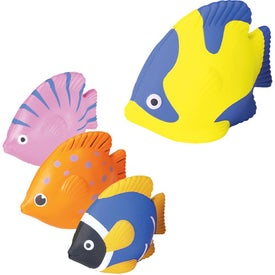Tropical Fish Stress Ball (Economy)