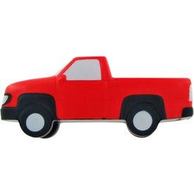 Customized Pick Up Truck Stress Ball