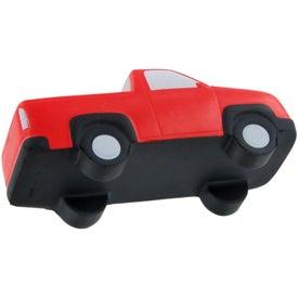 Personalized Pick Up Truck Stress Ball