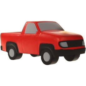Pick Up Truck Stress Ball with Your Logo