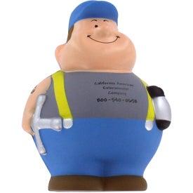 Trucker Bert Stress Reliever