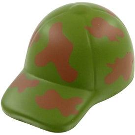 Logo Trucker's Hat Stress Toy