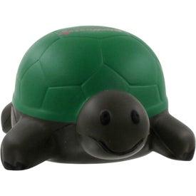 Custom Turtle Stress Reliever