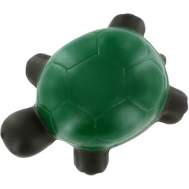 Turtle Stress Reliever Imprinted with Your Logo