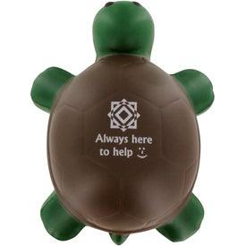Logo Turtle Stress Ball