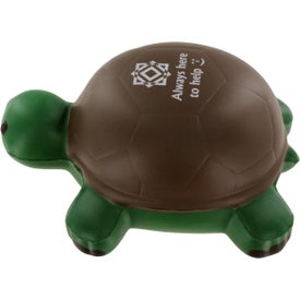 Turtle Stress Ball for Your Company