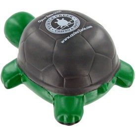 Personalized Turtle Stress Toy