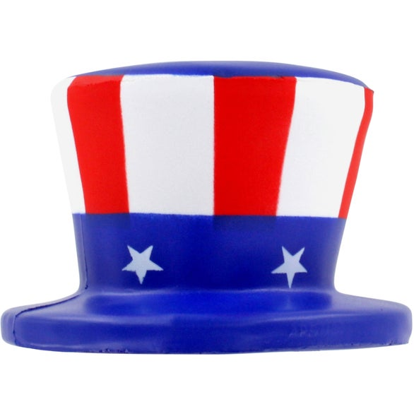 Uncle Sam Hat Stress Ball