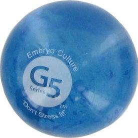 Logo Earth UniQgel Stress Ball Squeezer