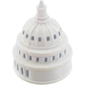 Custom US Capitol Stress Toy