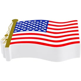 US Flag Stress Ball for Your Company