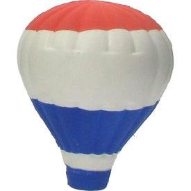 Patriotic Hot Air Balloon Stress Ball