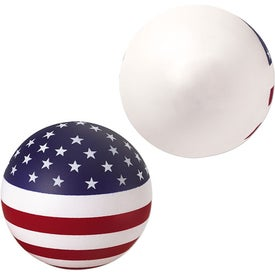 Patriotic Stress Ball for Customization