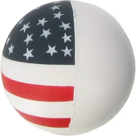 Custom Patriotic Stress Ball