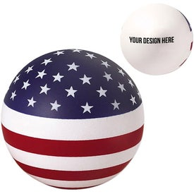 Patriotic Stress Ball (Economy)