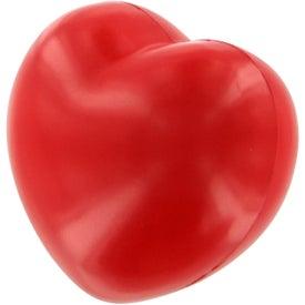 Logo Heart Stress Toy