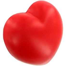 Valentine Heart Stress Ball Magnet