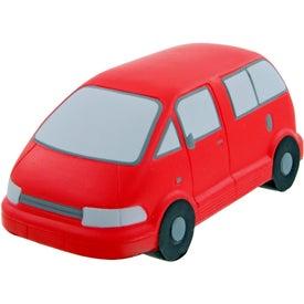 Van Stress Toy for Marketing