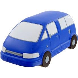 Van Stress Toy Giveaways