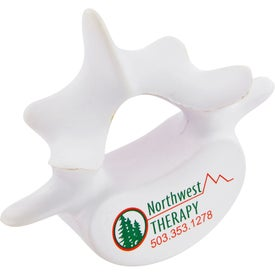 Vertebrae Stress Toy Giveaways