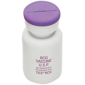 Vial Pill Bottle Stress Ball