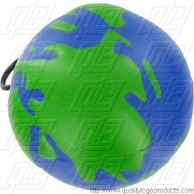 Customized Vibrating Earth Stress Ball