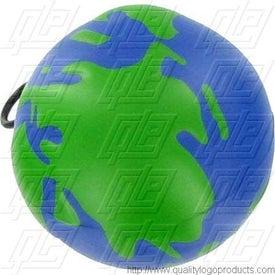 Customized Vibrating Earth Stress Ball