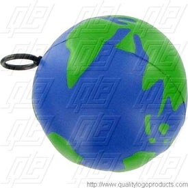 Vibrating Earth Stress Ball for your School