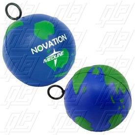 Vibrating Earth Stress Ball