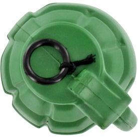 Vibrating Grenade Stress Ball