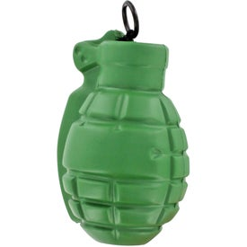 Vibrating Grenade Stress Ball for Your Company