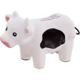 Branded Vibrating Milk Cow Stress Ball
