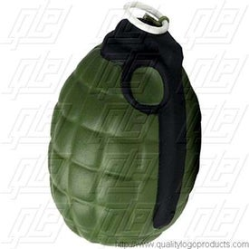Vibrating Hand Grenade Stress Reliever