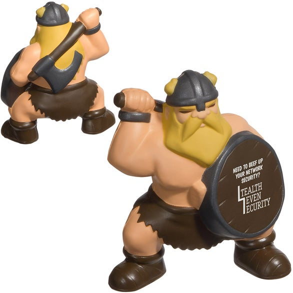 See Item Viking Stress Ball