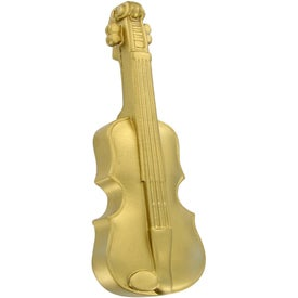 Violin Stress Toy for Your Organization
