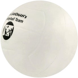 Volleyball Stress Ball for Your Organization