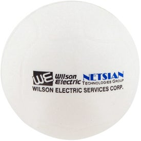 Volley Ball Stress Toy Printed with Your Logo
